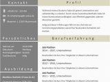 """Lebenslauf Vorlage Design Moderne Lebensläufe Lebenslauf """"full attention"""" Als"""