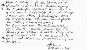 Lebenslauf Vorlage Handgeschrieben Frisch Handschriftlicher Lebenslauf Muster Kostenlos