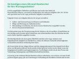 Lebenslauf Vorlage Handwerk All Round Handwerker M W Cv & Bewerbung