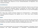 Lebenslauf Vorlage Jobscout24 Allgemeine Jobbörsen Von A Bis Z Pdf Free Download