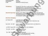 Lebenslauf Vorlage Qualitätsmanagement Lebenslauf Vorlagen & Muster ■Pdf & Word Kostenlos En