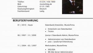 Lebenslauf Vorlage Uni Absolvent Lebenslauf Für Berufseinsteiger [gratis Vorlagen]
