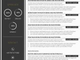 Lebenslauf Vorlage Word Design Premium Bewerbungsmuster 3