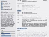 Lebenslauf Vorlagen Latex Pin Auf Technologie