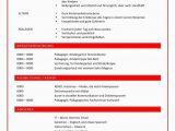 Lebenslauf Vorlagen Rot Lebenslauf Mit Arbeitsprofil Rot Cv & Bewerbung