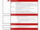 Lebenslauf Vorlagen Word Rot Layout Lebenslauf Mit Strichen Rot Cv & Bewerbung