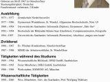 Lmu Lebenslauf Englisch Tabellarischer Lebenslauf Pdf Free Download