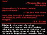 Malcolm X Lebenslauf Kurz Englisch the Autobiography Of Malcolm X Amazon X Malcolm