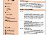 Moderner Lebenslauf Ausbildung Moderner Lebenslauf Vorlage 17