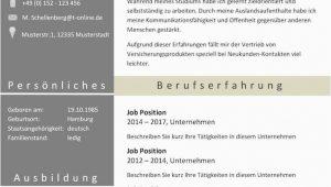 """Moderner Lebenslauf Bewerbung Moderne Lebensläufe Lebenslauf """"full attention"""" Als"""