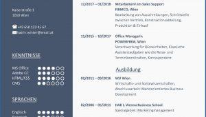 Moderner Lebenslauf Deutsch Moderner Lebenslauf Vorlage Kostenlos