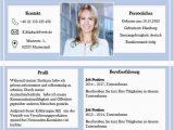 "Moderner Lebenslauf Führungskraft Moderne Lebensläufe Vorlage ""perfect Candidate V2"" Als"
