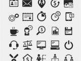 Moderner Lebenslauf Icons Download] Free Business Icons Vectors Mit Bildern