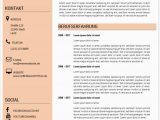 Moderner Lebenslauf Kostenlose Vorlage Moderner Lebenslauf Muster Und Vorlagen In Word