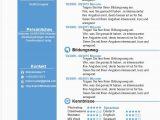 Moderner Lebenslauf Mit Symbolen Lebenslauf Kostenlos Downloaden Und Bewerben Lebenslauf