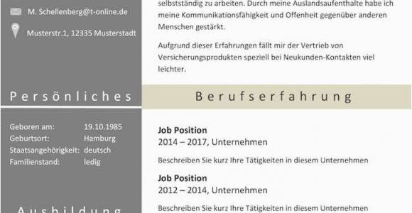 "Moderner Lebenslauf Pages Moderne Lebensläufe Lebenslauf ""full attention"" Als"