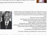 Nelson Mandela Lebenslauf Deutsch Nelson Mandela Biographie Verfasst Von Malini Ambach Pdf