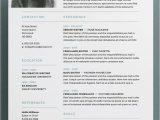 Professioneller Lebenslauf Design Resume Cv Template Brid Ein Professionelles