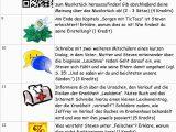 Robin Stevens Lebenslauf Deutsch 2 Wahlaufgaben Für Projektmappe Pdf Kostenfreier Download