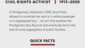 Rosa Parks Lebenslauf Englisch Rosa Parks Life Bus Boycott & Death Biography