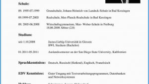 Sprachkenntnisse Lebenslauf Deutsch Lebenslauf Muster Schüler Sprachkenntnisse In 2020
