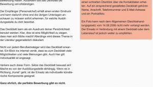 Studienstiftung Des Deutschen Volkes Lebenslauf Tipps orientierungshilfe Zur Schriftlichen Bewerbung Und Zum