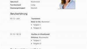 Tabellarischer Lebenslauf Vorlagen Download Tabellarischer Lebenslauf Vorlage Kostenlose Muster Zum