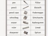 Vokabeln Lebenslauf Englisch Wortschatz Schoolthings