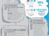 Wie Kreativ Darf Ein Lebenslauf Sein Einen Infografik Lebenslauf Einfach Gestalten Jobisjob Blog De
